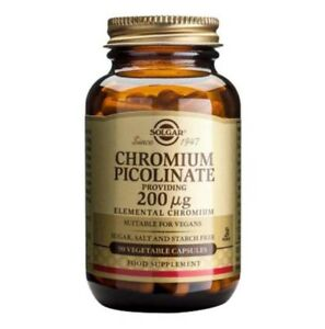 Solgar-Chromium-Picolinate-200-mcg-Food-Supplement-90-Vegetable-Capsules