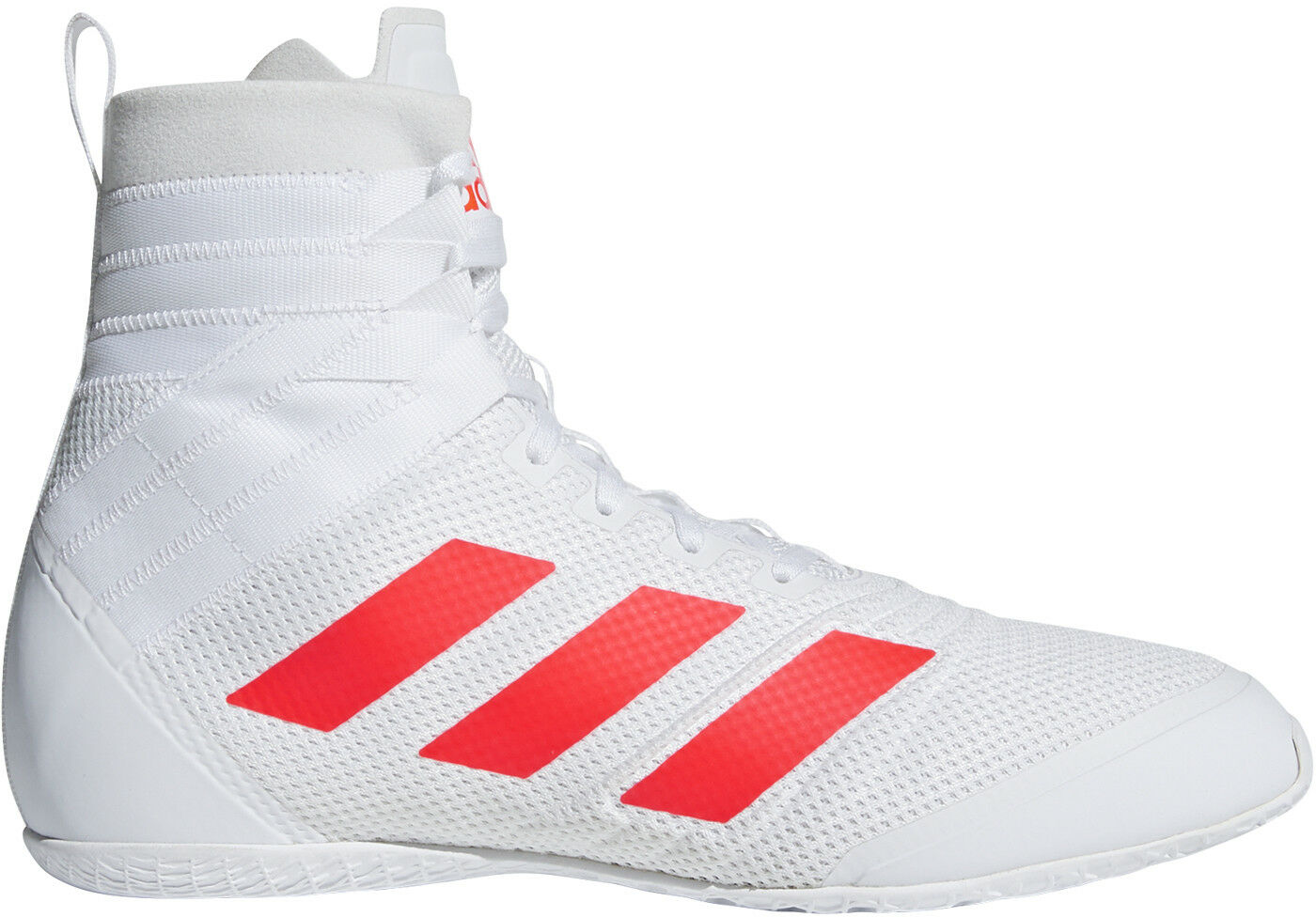 Adidas Speedex 18 boxing zapatos-blanco