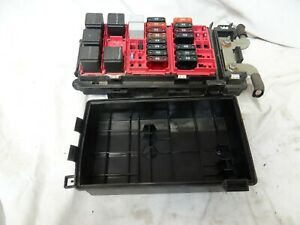 Ford E150 Engine Fuse Box Relay Junction Block 98 99 00 01 ...