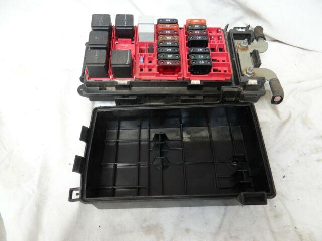 1998 E150 Fuse Box