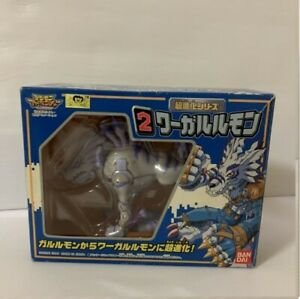 Digimon WereGarurumon Garurumon Evolution Action Figures ...