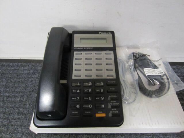Business & Industrial Panasonic KX-T7030 Black Hybrid System ...