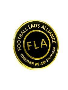 Fußball Lads Alliance Anstecknadel Metall Emaille
