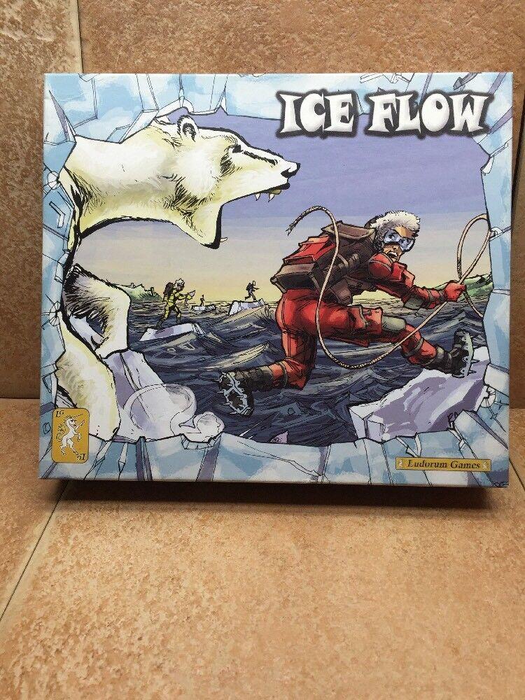 Ice flow brettspiel von ludorum spiele