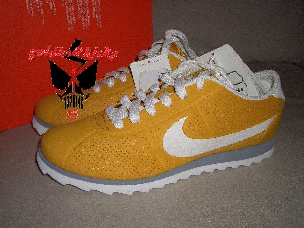 Nike cortez ultra moire gold dart summit yellow 844893 700 nikelab wmn