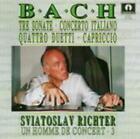 Sonaten/Duette/Italienisches Konzert/Capriccio von Svjatoslav Richter (2006)