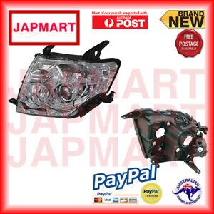 For-Mitsubishi-Pajero-Ns-nw-Headlight-11-06-06-14-L59-leh-jpbm-L-amp-R