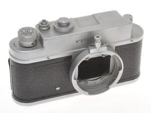 Zorki-4-rare-034-Periscope-034-military-camera-body-only-exc