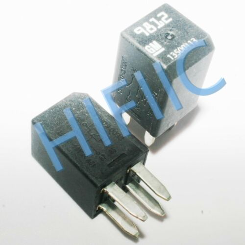 1PCS 4 Pin Electrical Relay For GM Chevrolet Cadillac Buick OEM 13500113 9812