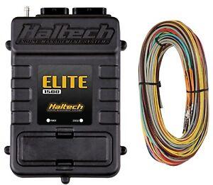 Haltech Sport to Elite ECU Loom upgrade kit