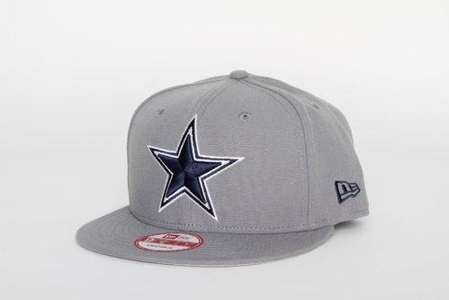 Dallas Cowboys TONE GREY NEW ERA 9 FIFTY
