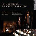 John Sheppard: Sacred Choral Music (CD, Jan-2014, Delphian)