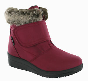 boots warm snug fashion comfort womens ankle boots uk