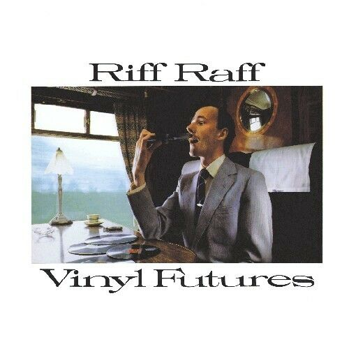 Riff Raff - Vinyl Futures [New CD]