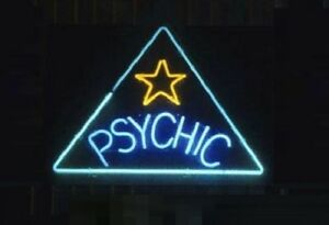 """New Psychic Reading Poster Bar Billiards Beer Neon Sign 17/""""x14/"""""""