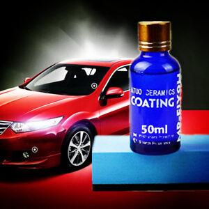Details about 50ML 9H Anti-scratch Liquid Ceramic Coat Coating Glass Spray  Wax Car Polish UK