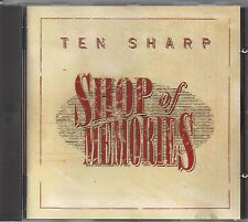 Ten Sharp ‎– Shop Of Memories   cd