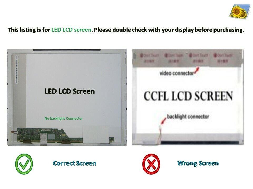 Genuine TOSHIBA Qosmio X305-Q701 Q705 17.1 LCD Screen CCFL Glossy WXGA ZP71