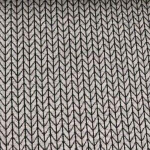 Hamburger-Liebe-Knit-Knit-Hellgrau-Biostoff-Jacquard-Jersey-Biojersey-Grau