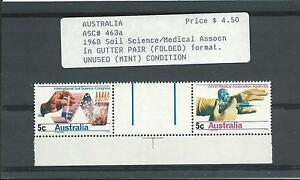 1968-Soil-amp-Medical-Gutter-Pair-Folded-Complete-MUH-MNH-as-Purchased