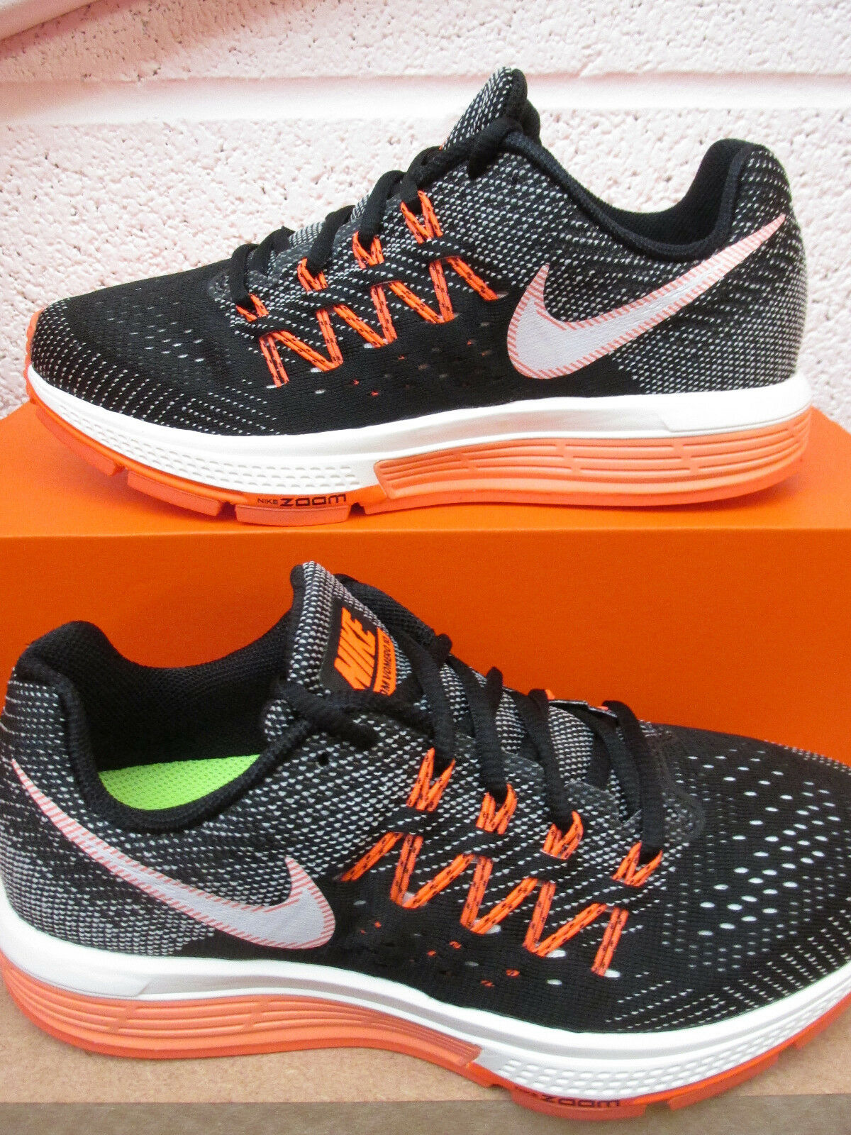 nike womens air zoom vomero 10 running trainers 717441 008 sneakers shoes