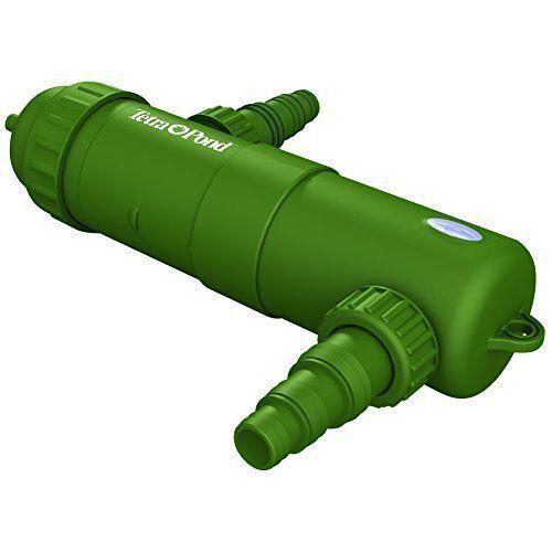 Tetra Pond UVC-9 verdeFree UV auxiliares para hasta 1800 galones 9 vatios no Tubo