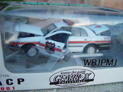 Minneapolis Minnesota International Chiefs Of Police 2002 Ford GearBox IACP