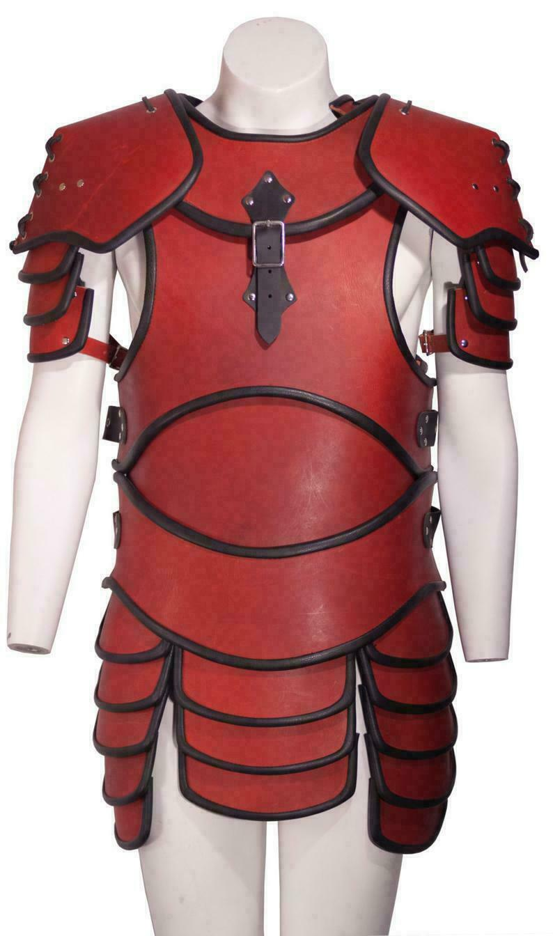 Medieval The New Samurai Armor, Viking SCA renaissance Larp