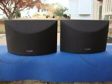 Absolutely Beautiful Mission m7dS Front/ Bookshelf/ Surround Stereo Speakers