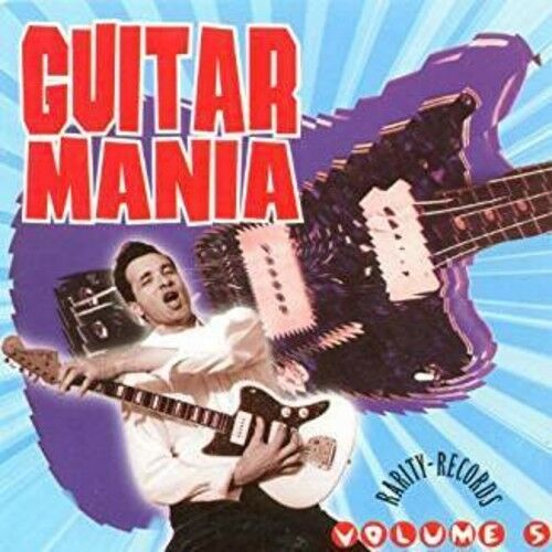 Guitar Mania Vol. 5 - Various Artist (2018, CD NEU)