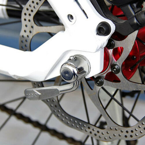 Bicycle Rear Axle Quick Release Skewer Lever For Bike Trainer Stainless Steel