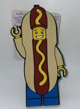 Legos Mini Figure Hot Dog Guy Lego Man New With Tags