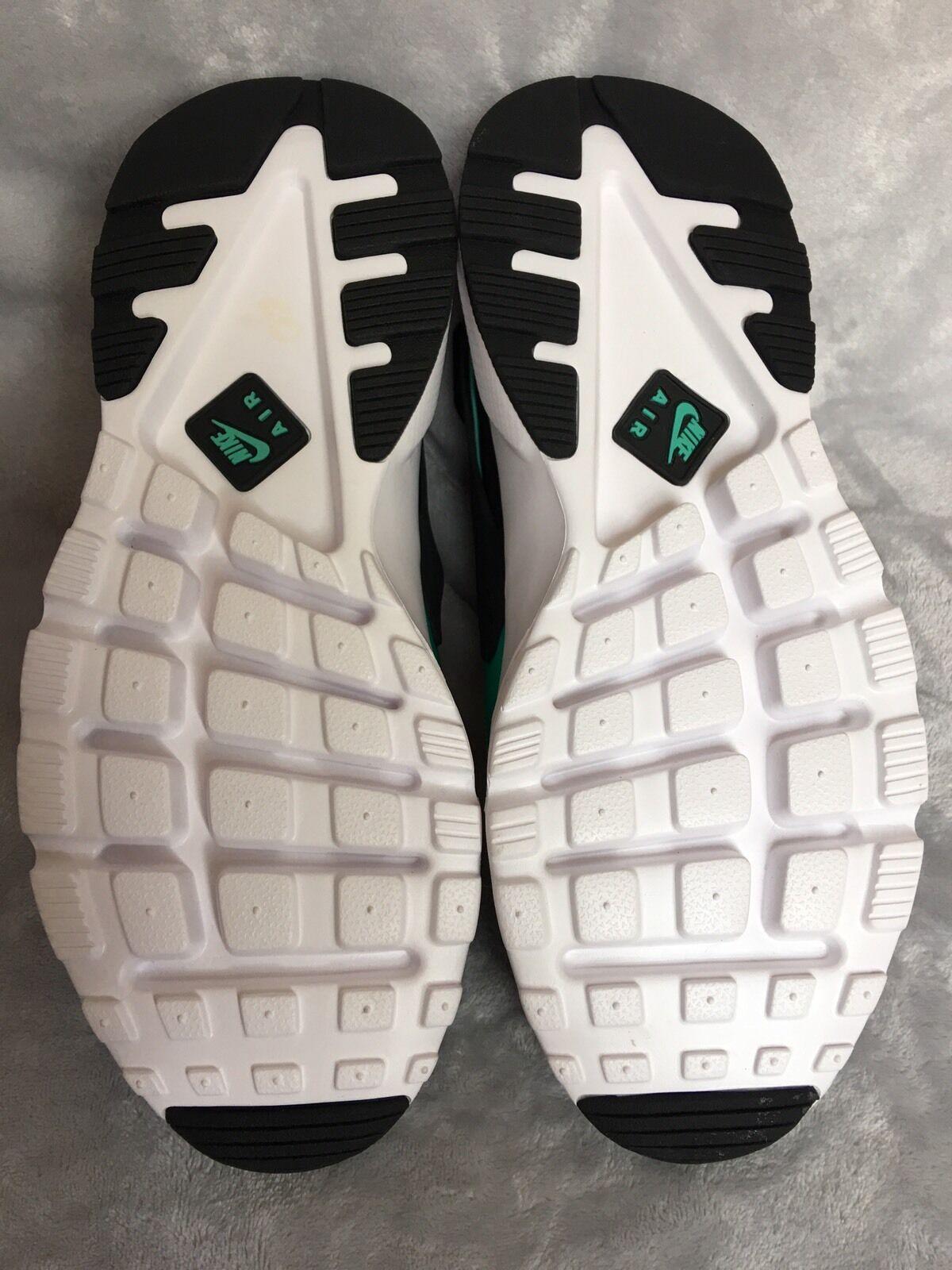 online store a0e2d 77871 Nike Air Air Air Huarache Running Shoes Training Green Black 819685 003  Mens Size 13 5444cc