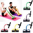 Practical Pull Rope Fitness Elastic Sit Up Abdominal Exerciser Sport Equipment