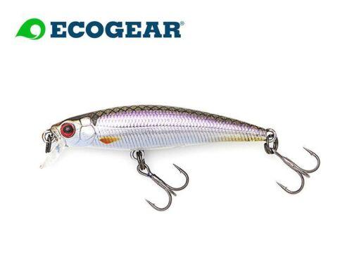ECOGEAR MX 48  The Roach  Twitschbait Japanwobbler Barsch Hecht Zander