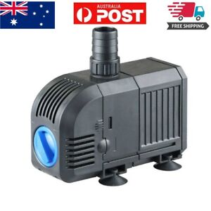 Pumps (water) Supply Submersible Water Pump,sunsun 1500l/h Hj-1500 Adjustable For Aquariums Fish Pond Relieving Heat And Sunstroke