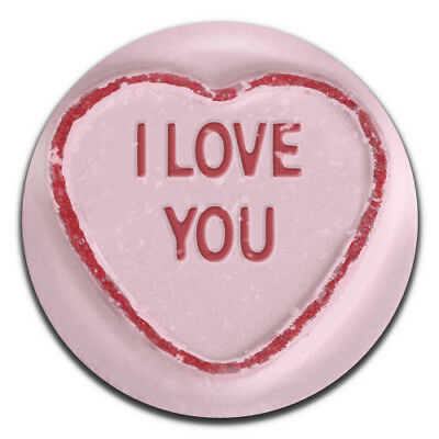 Love Hearts Sweets I Love You 25mm 1 Inch D Pin Button Badge Ebay