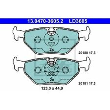 E36 ATE Ceramic Bremsbelagsatz 13.0470-5405.2 BMW Z3 Roadster