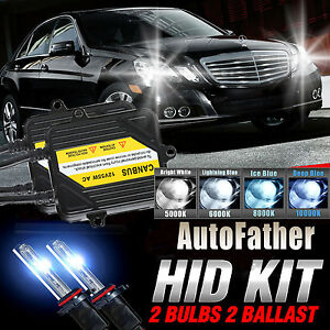 Details about H7 8000k Xenon HID Conversion Headlight Kit CANBUS FIT  Mercedes E Class W211 96+