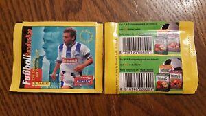 Panini-Bundesliga-1996-1997-Endphase-1-Tuete-Buli-96-97-Bustina-Pochette-Packet