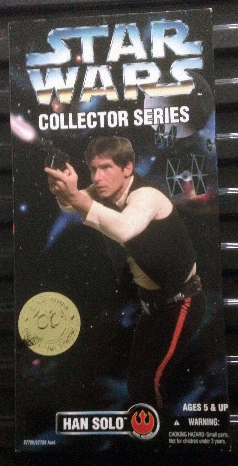Star wars - serie  han solo.