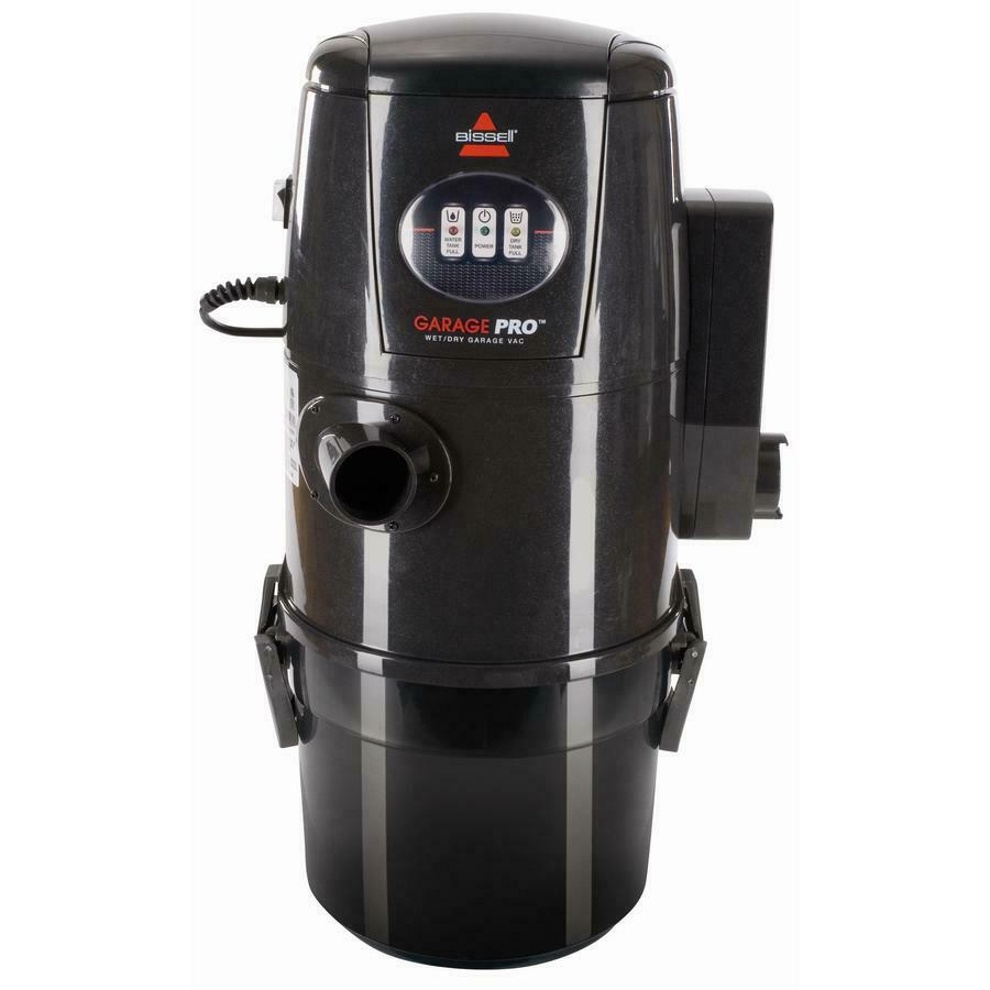 BISSELL Garage Pro Wet-Dry Option Bagless Canister Vacuum