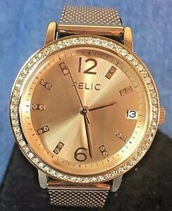 76e9f4ba9ce4 Womens RELIC by FOSSIL Watch...... Reloj De Mujer Marca RELIC by ...