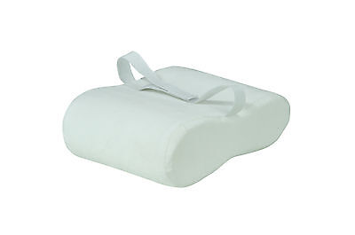 Alta Qualità Bianco Velour Memory Foam Supporto Gambe & Comfort Letto Cuscino-mostra Il Titolo Originale