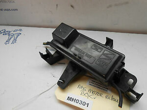 Details about 98 ACURA FUSE BOX ABS MOTOR RELAY UNIT BOX MH0301