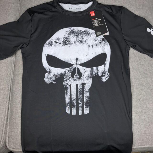 Cena hurtowa amazonka bliżej na Under Armour Mens Alter Ego Punisher Compression Shirt 1255039-002 Size S M  L XL