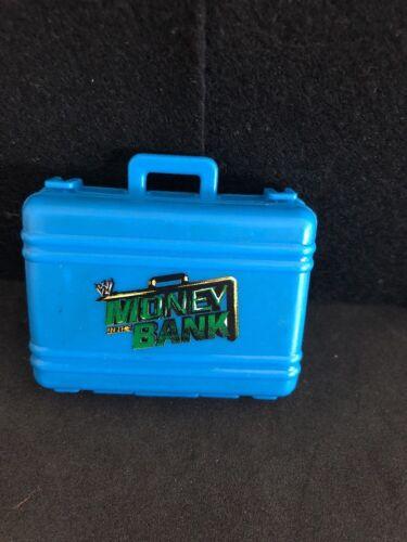 WWE Mattel MITB Money in the Bank Briefcase Elite figures WWF AEW NXT