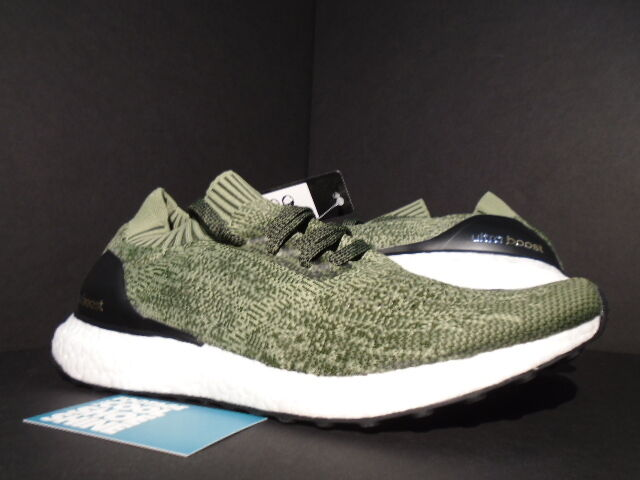 ADIDAS ULTRA BOOST BOOST ULTRA Uncaged M Base Verde Core Negro Blanco Carpa NMD R1 BB3901 10 c51680