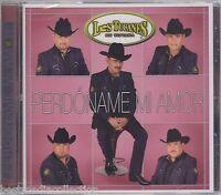 Sealed - Los Tucanes De Tijuana Cd Perdoname Mi Amor Album 17 Tracks Brand