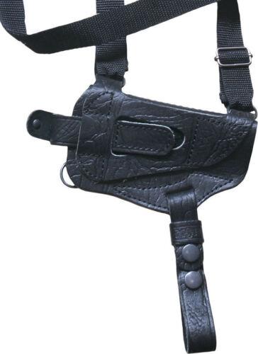 leather shoulder gun holster PM APS Makarov TT COLT191 BORNER Gletcher Walther